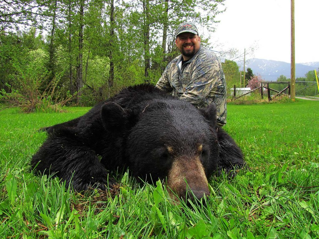 When I had the opportunity to hunt with this outfitter, I wasn't sure what to expect. I knew that BC had great bears, great food and beautiful scenery.