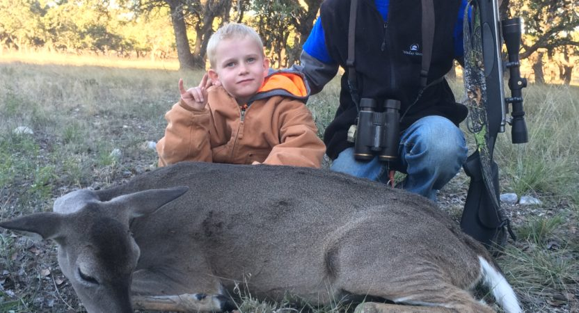 Texas Youth Hunting