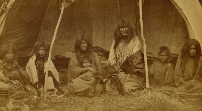 Sheep Eater Indians