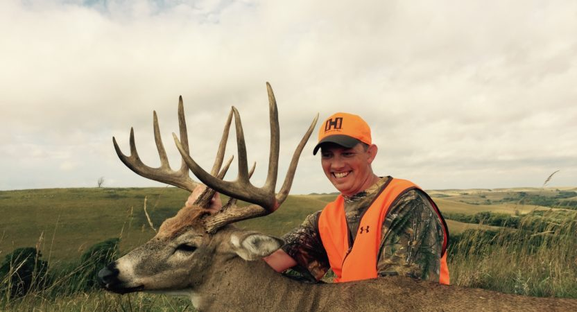 BAO3 – Kansas Whitetail Hunts – Broken Arrow  Outfitters