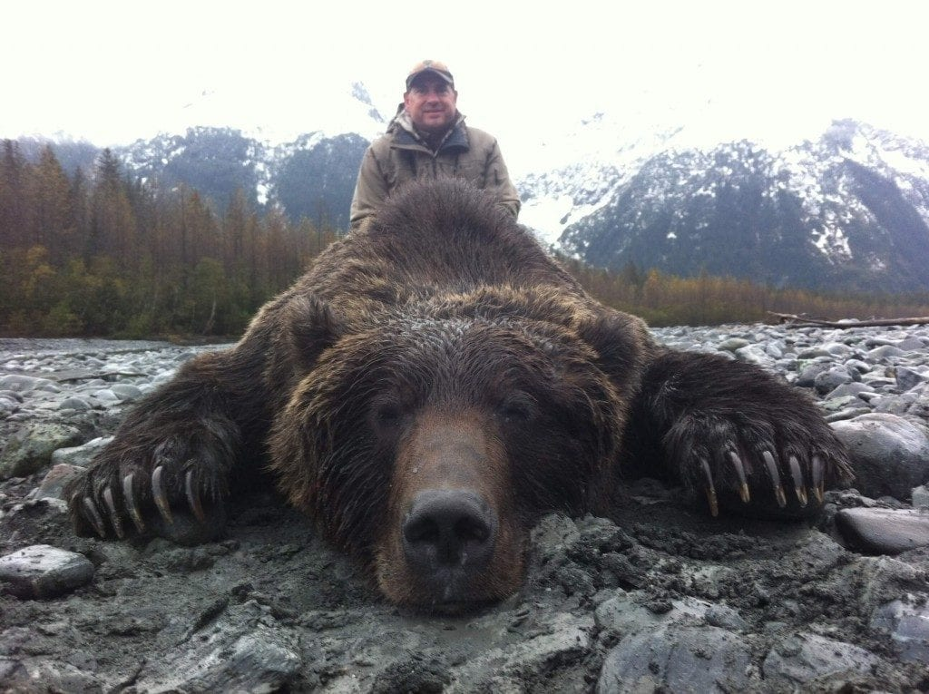 Alaska Interior Grizzly Hunting