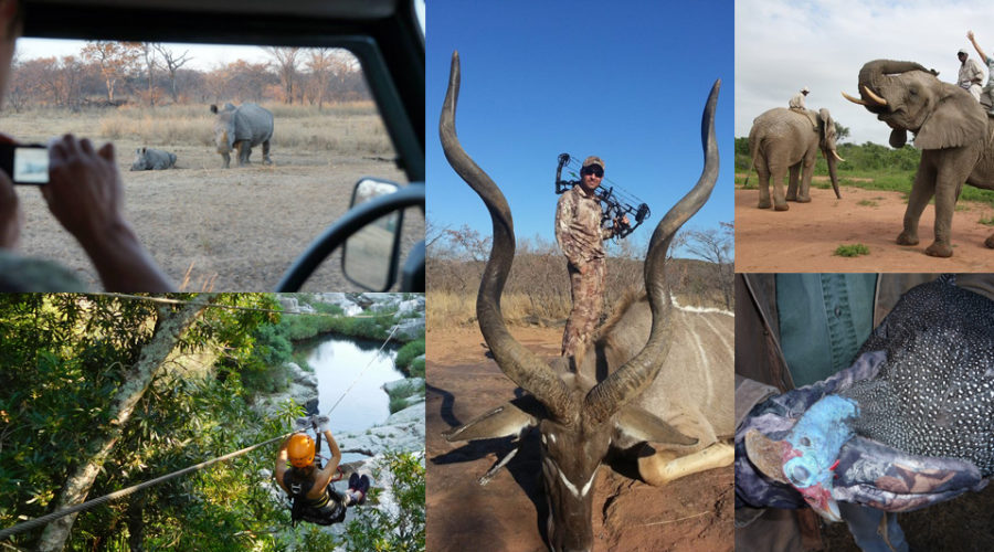 Adventure / Safari Hunting Package